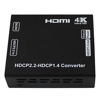 hdmi-omvandlare för HDCP converter HDCP 2,2 till HDCP 1,4 konvertera vision för hdmi 4k upplösning minskning version
