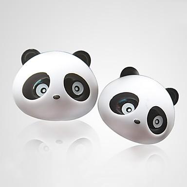 levne Doplňky do interiéru-ziqiao 1 pár krásné panda chuť auto osvěžovač vzduchu difuzor výstup magické zásoby parfém