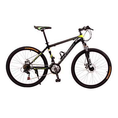 6f92fb379 guerreiros dequilon 26 polegadas mountain bike bicicleta disco duplo preto  e verde transmissão de 21 velocidades aprimoradas de 4935800 2019 por   305.99