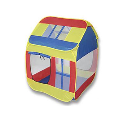barns tält stort hus spel tält interaktion ocean boll leksaker förälder barn