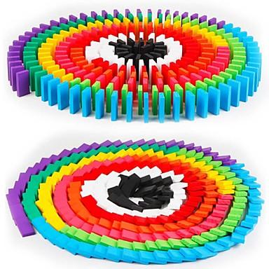 Byggklossar Militära block Byggsats Leksaker 100 pcs Soldier kompatibel Legoing Häftig Unisex Pojkar Flickor Leksaker Present / Utbildningsleksak