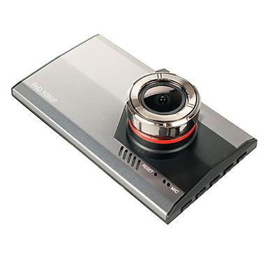 billige Bil Elektronikk-A20 1080p / Full HD 1920 x 1080 G-Sensor / 720P / 1080P Bil DVR 140 grader / 170 grader Bred vinkel 5 MP CMOS 3 tommers Dash Cam med Bilopptaker