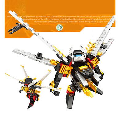 Leksaker för pojkar Byggblock block ABS