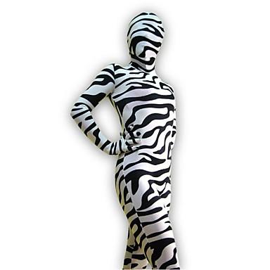 Zentai Dräkter Ninja Spandex Lycra Cosplay-kostymer Djur Jul Halloween / Hög Elasisitet