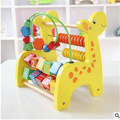 multifunktionella version av giraff computing ram för barn att lära sig aritmetiska utveckling romdon färg