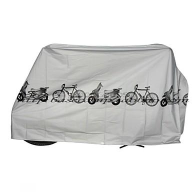 Cykelskydd Till Cykel Syntetisk Vattentät / Vindtät / Damm säker Cykelsport Vit