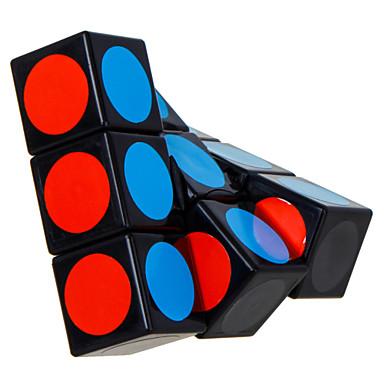 Magic Cube IQ-kub WMS Scramble Cube / Floppy Cube 1*3*3 Mjuk hastighetskub Magiska kuber Stresslindrande leksaker Pusselkub professionell nivå Hastighet Professionell Klassisk & Tidlös Barn Vuxna
