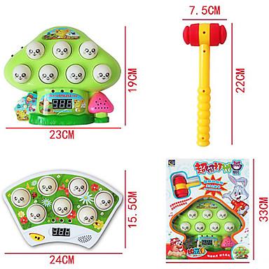 plast för barn över tre pussel leksak