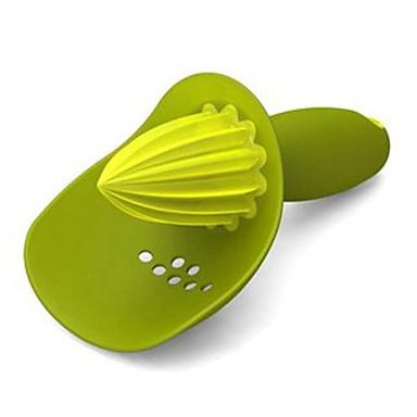 Plast manuell Juicer Köksredskap Verktyg för frukt 1st