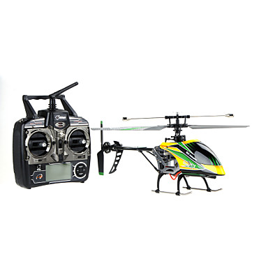 cheap RC Helicopters-RC Helicopter WLtoys V912 4CH 2.4G Brush Electric Ready-to-go