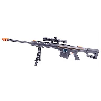pistol plast för barn över tre utomhus leksak