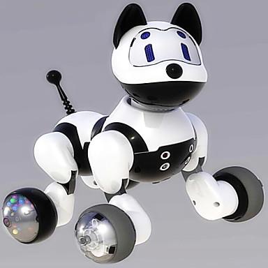 elektronisk hund plast för barn över tre pussel leksak
