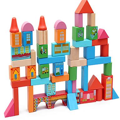 Byggklossar Militära block Byggsats Leksaker 52 pcs Soldier kompatibel Legoing Pojkar Flickor Leksaker Present / Utbildningsleksak