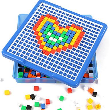 barn intelligens leksak konst pussel