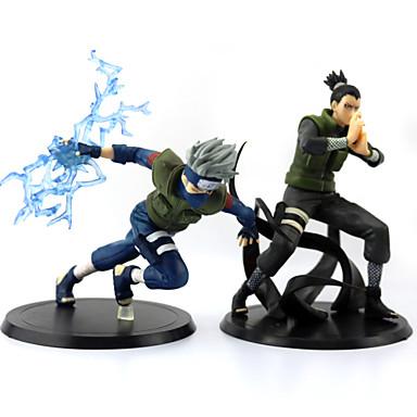 preiswerte Action & Spielfiguren-Anime Action-Figuren Inspiriert von Naruto Monkey D. Luffy PVC 16 cm CM Modell Spielzeug Puppe Spielzeug