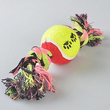 Tuggleksaker Interaktivt Hundleksak Husdjur Leksaker Godis Textil Present