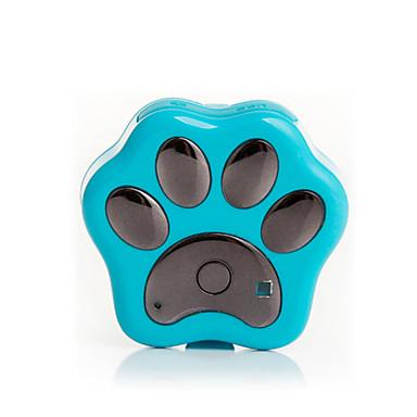 preiswerte Bekleidung & Accessoires für Katzen-Katze / Hund GPS-Halsbänder Wasserdicht / GPS / Batterien im Lieferumfang enthalten Kunststoff Blau