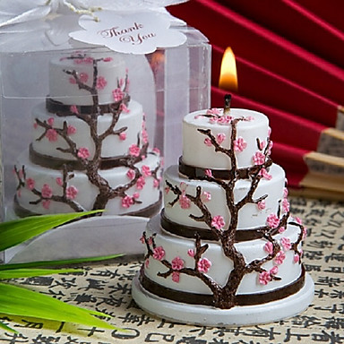 Asian Theme Classic Theme Fairytale Theme Baby Shower Candle Favors