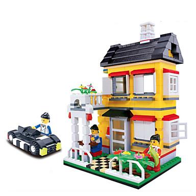 WAN GE Byggklossar Militära block Byggsats Leksaker 1 pcs Soldier kompatibel Legoing Pojkar Flickor Leksaker Present / Utbildningsleksak