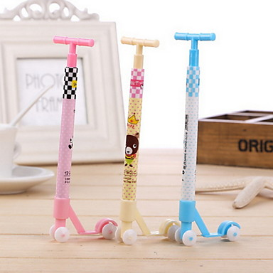 Penna Penna Kulspetspennor Penna, Plast Blå bläck~~POS=TRUNC For Skolmaterial Kontorsmaterial Förpackning med