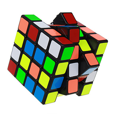 Magic Cube IQ-kub QI YI QIYUAN 161 4*4*4 Mjuk hastighetskub Magiska kuber Stresslindrande leksaker Pusselkub professionell nivå Hastighet Professionell Klassisk & Tidlös Barn Vuxna Leksaker Pojkar