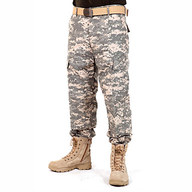 19957618859b Men s Camouflage Hunting Pants Windproof