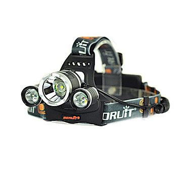 rj3000 led headlamps led lumens 4 mode cree xml t6 batteries not included strike bezel for u2013
