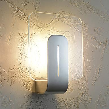 CXYlight Modern Vägglampor Metall vägg~~POS=TRUNC 110-120V / 220-240V 3W