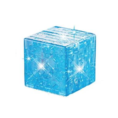 levne 3D puzzle-Stavební bloky Magické kostky 3D puzzle Udělej si sám Křišťál ABS Chlapecké Dívčí Hračky Dárek