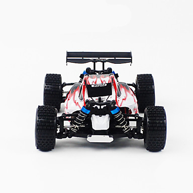 RC Car WLtoys A959 4ch 2.4G Buggy (Off-road) / Off Road Car / Drift Car 1:18 45 km/h Remote Control / RC / Rechargeable / Electric