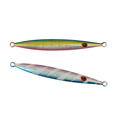 1 pcs Metallbete Fastsjunkande Bass Forell Gädda Sjöfiske Spinnfiske Jiggfiske Metall / Färskvatten Fiske / Abborr-fiske / Drag-fiske / Generellt fiske