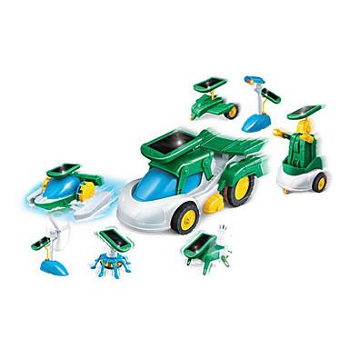 voordelige Speelgoed op zonne-energie-Speeltjes voor Jongens Discovery Toys vertoning Model / educatief speelgoed ABS / Kunststof