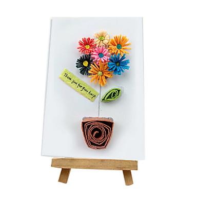 global devalvering magiska DIY handgjorda gratulationskort tidig barndom pedagogiska leksaker pussel md12