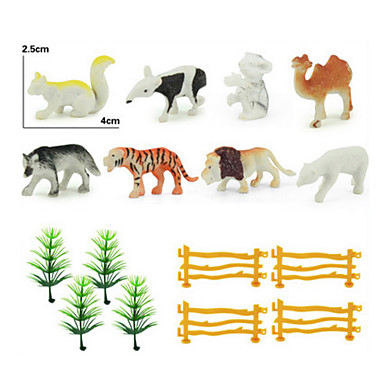 Låtsaslek Modellbyggset Originella Tecknat Plast Pojkar Flickor Leksaker Present