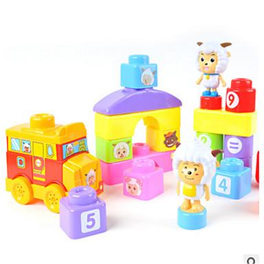 Till present Byggklossar Originella och skämtleksaker Plast Leksaker