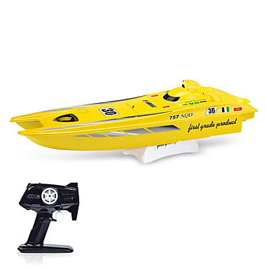 cheap RC Boats-NQD 757T-6012 1:10 RC Boat Brushless Electric 2ch