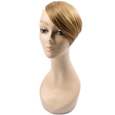 levne Culíky-Ofina Volný Umělé vlasy Černo-hnědá / Rovné