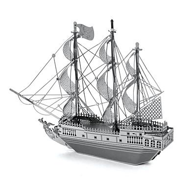 levne 3D puzzle-3D puzzle Puzzle Kovové puzzle Modele Černá perla Kov Valentýna Narozeniny Den dětí Dárek