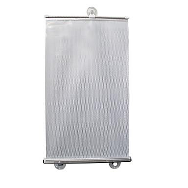 40 * 60cm silver prickar automatisk infällbar slutare anti-UV sol isolering parasoll