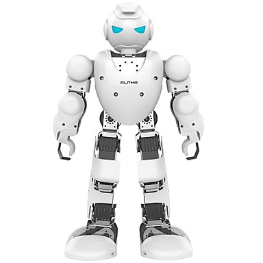 economico Droni e dispositivi radiocomandati-RC Robot Learning & Education 2.4G ABS Danza / Marcia / Programmabile