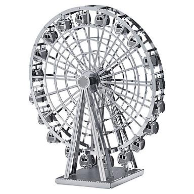 levne 3D puzzle-3D puzzle Dřevěné puzzle Kovové puzzle Ruské kolo Kov Chlapecké Dívčí Hračky Dárek
