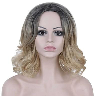 Szintetikus parókák Hullámos haj Ombre Szintetikus haj Ombre haj Ombre  Paróka Női Sapka nélküli 5006262 2018 –  14.24 e67c4d22f2