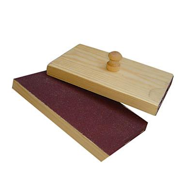 trä gul sand platta för barn över tre musikinstrument leksak