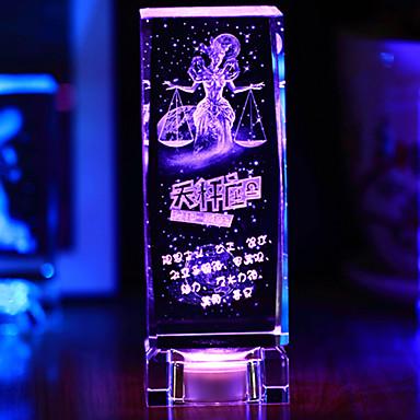 Nattbelysning USB Uppladdningsbar 220-240 V
