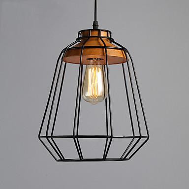 CXYlight Hängande lampor Glödande Målad Finishes Metall Ministil 110-120V / 220-240V Glödlampa inte inkluderad / E26 / E27