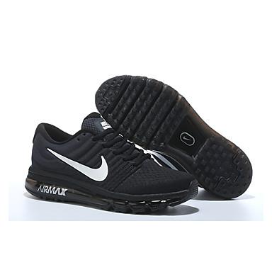 [$102.99] Air Max 2017 Running Shoes Men's Black airmax 2017 running shoes