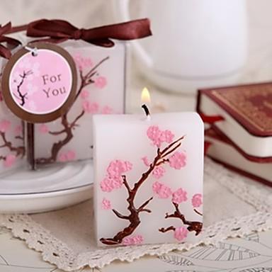 preiswerte Geschenke für Blumenmädchen-Asiatisch / Klassisch / Märchen Kerzengeschenke - 1pcs Kerzen Geschenkbox Frühling / Sommer / Herbst