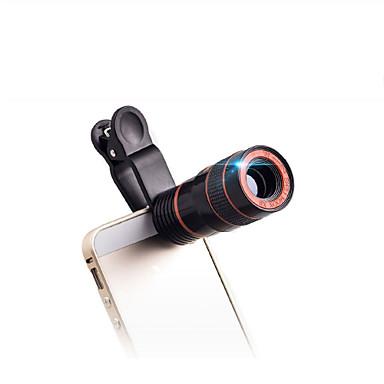 cheap Binoculars, Monoculars & Telescopes-8 X 18 mm Monocular Compact Size Fully Multi-coated BAK4 Plastic / Yes / Bird watching
