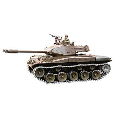 cheap RC Tanks-M41A3 Tank 1:16 RC Car Ready-to-go Remote Controller / Transmmitter / Tank / 1 x User Manual