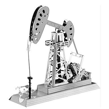voordelige 3D-puzzels-3D-puzzels Legpuzzel Houten puzzels Machine DHZ Roestvast staal Metaallegering Metaal Jongens Meisjes Speeltjes Geschenk